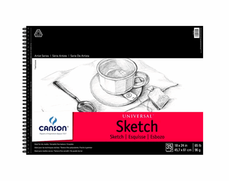 Canson Artist Series Universal Paper Sketch